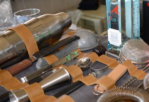 Mezcal Gin Herstellung