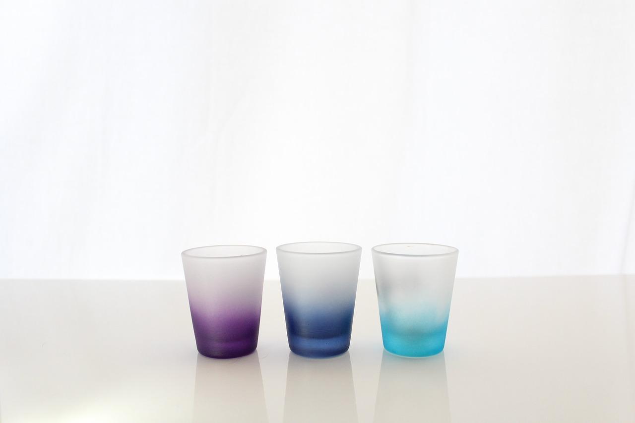mezcal gläser schnapsgläser