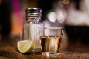 Sierra Tequila Silver Shot