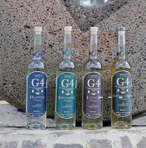 G4 Tequila Varianten