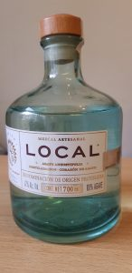 Mezcal Local Ganze Flasche