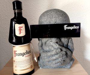 frangelico haselnusslikör artwork